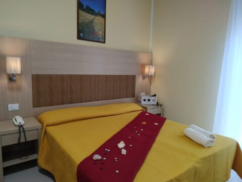 Hotel Cuba Rimini - Camera Delux 01