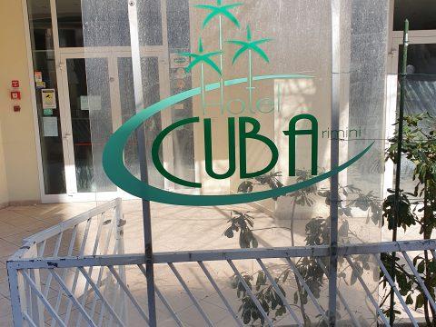 Hotel Cuba Rimini Esterno 5